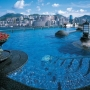 сказочный пейзаж Гонконга